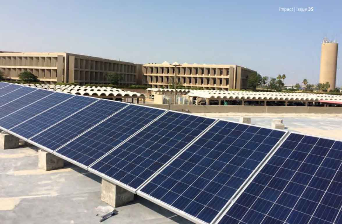 Zamil Air Conditioners Completes Solar Conversion Project for SEC